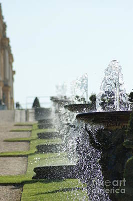 Versailles Fountains Art Print