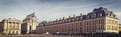 Paris Skyline Royalty-Free and Rights-Managed Images - Versailles by Ivy Ho