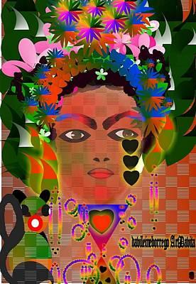 Version De Frida Kahlo Original
