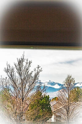 Photograph - Vertical View by Nancy Marie Ricketts