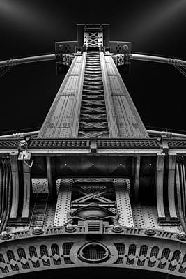 Photograph - Verticality by Mihai Andritoiu