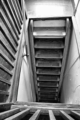 Photograph - Vertigo by Cate Franklyn