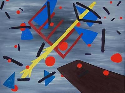Painting - Vertigo by Charla Van Vlack