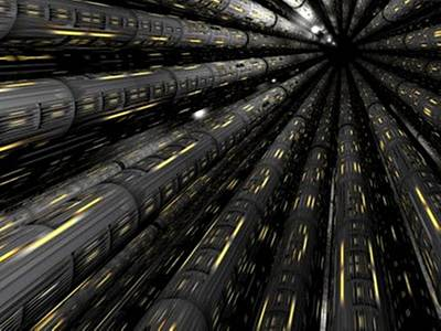 Digital Art - Vertigo by Darren Cannell