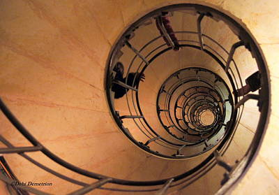 Photograph - Vertigo by Debi Demetrion