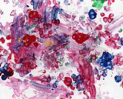 Chihuahua Dog Art Painting - Very Berry Paws by Antony Galbraith