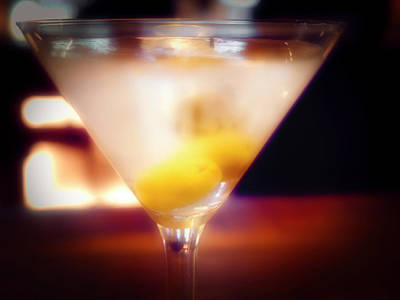 Martini Royalty-Free and Rights-Managed Images - Very Cold by David Kay