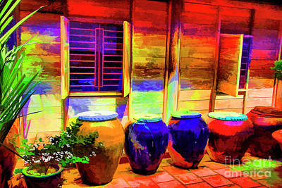Digital Art - Vessels by Rick Bragan