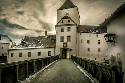 Photograph - Veste Oberhaus by Andrew Matwijec