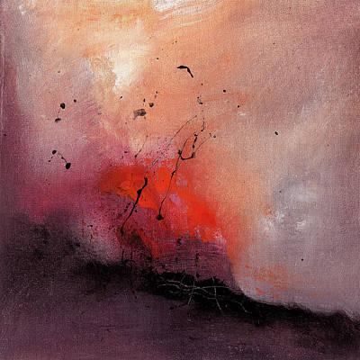 Moderne Kunst Painting - Vesuv by Vitali Skacidub