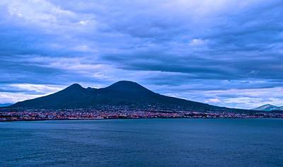 Photograph - Vesuvius Sleeps by Eric Tressler
