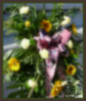 Lucille Ball Royalty Free Images - Veterans Honored Royalty-Free Image by Anita Goel