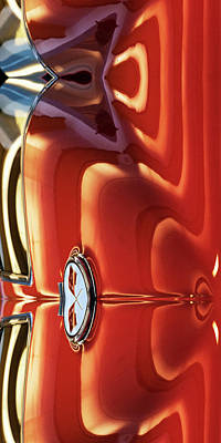 Photograph - Vette 63 Right by David Ralph Johnson