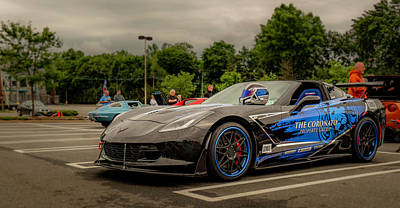 Photograph - Vette Side by Jorge Perez - BlueBeardImagery