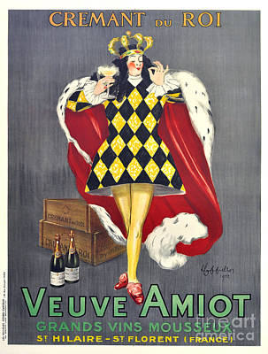 Veuve Amiot Art Print by Jon Neidert