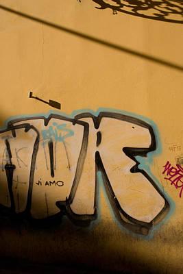 Photograph - Vi Amo by Art Ferrier