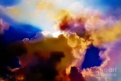 Vibrant Colors Original by Opulent Creations