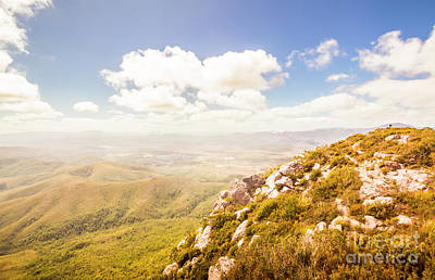 Western Art Wall Art - Photograph - Vibrant Hills And Valleys by Jorgo Photography - Wall Art Gallery