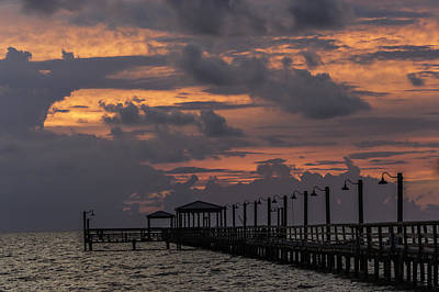Photograph - Vibrant Sky by Leticia Latocki