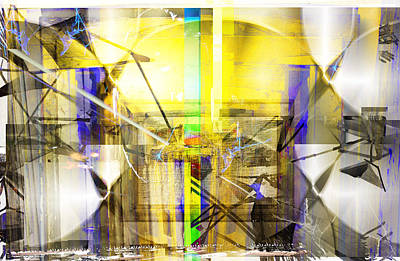 Digital Art - Vibrational Energy by Art Di