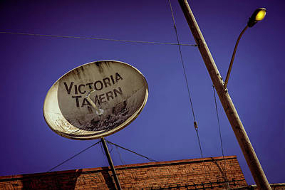 Photograph - Vic Tavern by Jerry Golab