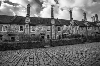 Photograph - Vicars Close IIi by Stewart Scott