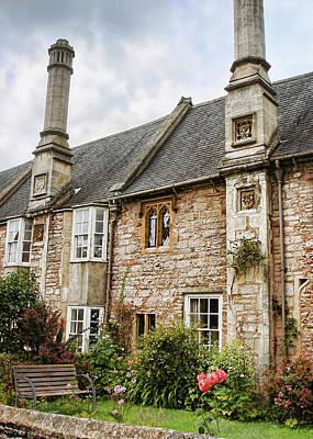 Photograph - Vicars Close Residential Idyll by Menega Sabidussi