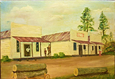Photograph - Ingalls Store by Robert Camp