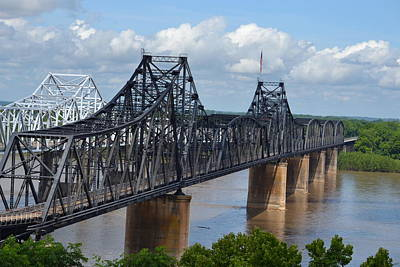 Digital Art - Vicksburg Mississippi by Joe Bledsoe