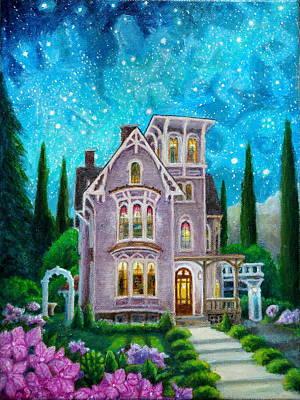 Painting - Victoria by Matt Konar