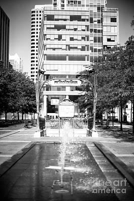 Photograph - Victoria Square Park by John Rizzuto
