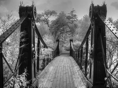 Victorian Bridge Art Print