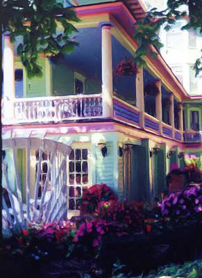 Painting - Victorian Elegance by Liz Evensen