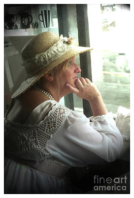 Photograph - Victorian Elegance by Margie Avellino