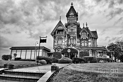 Carson Mansion Photograph - Victorian by Jamie Pham