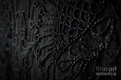 Photograph - Victorian Mourning Cape by Mary-Lee Sanders