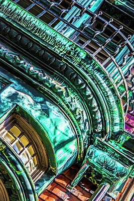 Photograph - Victorian On Dearborn And Geothe In Chicago Dsc5222 by Raymond Kunst