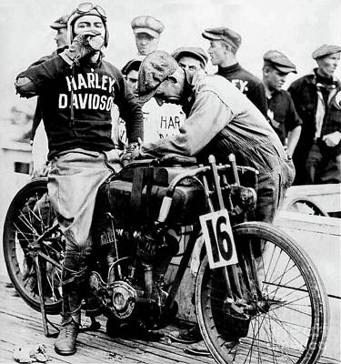 Kawasaki Photograph - Victory At The Track by Jon Neidert