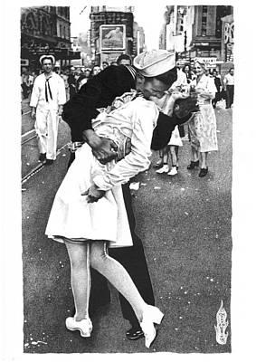 Victory Day Original by Mario Manai
