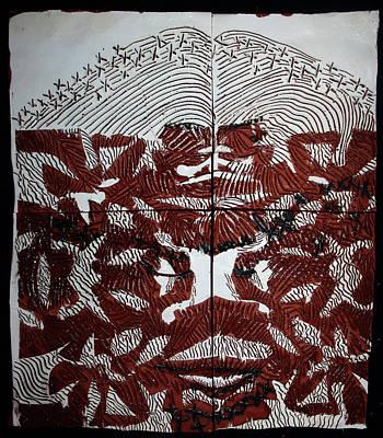 Ceramic Art - Victory by Gloria Ssali