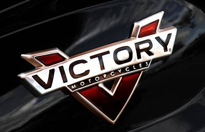 Photograph - Victory Motorcycles by Marcello Cicchini