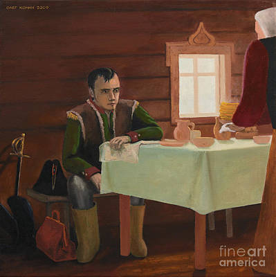 Painting - Victory by Oleg Konin