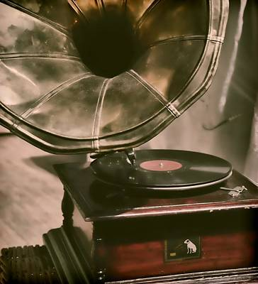 Photograph - Victrola by JAMART Photography