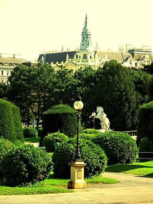 Photograph - Vienna Park by Ian  MacDonald