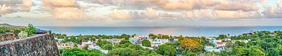 Vieques Photograph - Vieques From Fortin Conde De Mirasol by Tim Sullivan