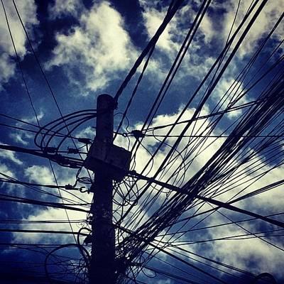 Photograph - Vietnam Telecom  Da Lat 2015 by Paul Dal Sasso