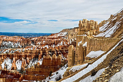 Photograph - View Along The Ridge by Christopher Holmes