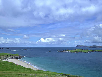 Photograph - View Blasket Island #g0 by Leif Sohlman