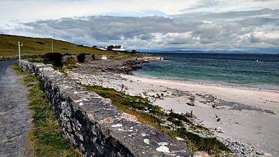Photograph - View From Aran Islands by Michelle Joseph-Long