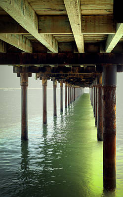 Photograph - View From Beneath by Betty Depee